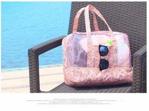 Yüzme Plaj Yüzme Çantası Çanta Plaj Yıkama Ekipmanları Taşınabilir Depolama Malzemeleri QEKWB