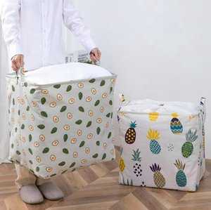 Toy Storage Baskets Drawstring Laundry Hamper with Handle Dirty Clothes Sundries Storage Bucket Organizer Big Capacity 16 Designs DW5471