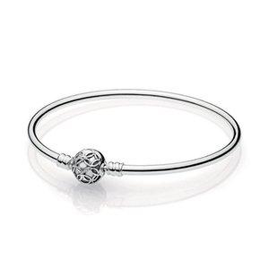 100% 925 Geschenk-Sterlingsilber-Qualitäts-Armband 597137 passen DIY Charme-Frauen Ursprüngliche Art- und Schmuck