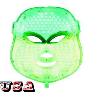 Terapia Facial LED Mask Beauty Roller Light PDT Photon Buy Obtenga 1 Derma Rejuvenecimiento Micro Free FGPEP