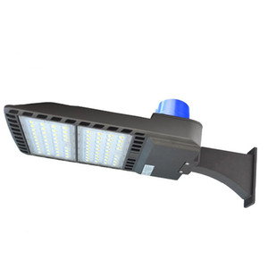 وقوف السيارات الصمام الخفيفة لوط، 110V-277V الإدخال، 18000lm 5500K، 450W-600W العقلية هاليد استبدال، LED ضوء الشارع (الذراع جبل 150W)