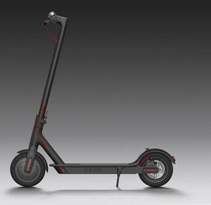 Xiaomi M365 elektrikli scooter için 36V 350W elektrikli scooter motoru motor tekerlek 8.5inch