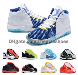 2019 nuovo arrivo Mens Kevin Durant Trey 7 VII scarpe da basket di alta qualità KD 7s Sneakers KD7 Formatori Size 40-46