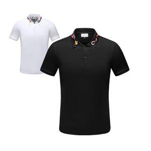 New2020 Hommes d'été T-shirts Plus Size manches courtes T-shirt en coton imprimé lait T-shirt 3D Designer de vêtements M-XXXL Golf T-shirt 56