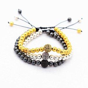Armbänder Armreifen Für Männer Frauen Perlen Armbänder 2016 Silber Überzogene Geflochtene Weben Anil Arjandas Perlen Armbänder