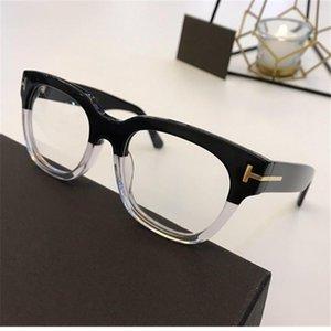 Newarrival Unisex TF5678 Imported Плэнк fullrim очки Рамка 54-19-145 для рецептурных близорукости / Солнцезащитные Fullset коробка упаковки Freeshipping