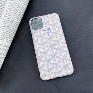 Marken-Designer-Phone Cases für iPhone 11 pro max für Iphone XS Max / XR X 8/7 Plus-Cover-Rückseite weichen TPU B05
