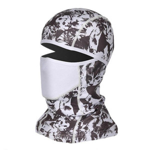 Full-Protection Cap Breathing Comfortable Multi Color Fleece One Size Protective Gear Keep Warm Outdoor Sport Hat Soft Fashion
