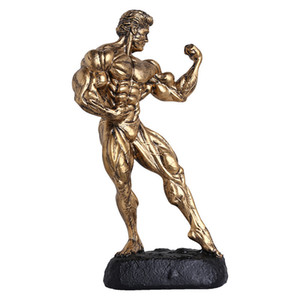 Presentes Início Mobiliário Esportes originalidade Musculação Trophy Champion Boxing Hercules Masculino Medalha Modelo Award Troféu Souvenirs