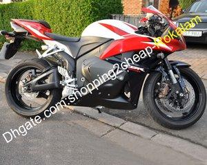 CBR600RR F5 MOTO BIGNWORY FASTING KIT for Honda CBR600 Red Black White Motorcycle Fightings 09 10 11 12 Free Windscreen (صب حقن)
