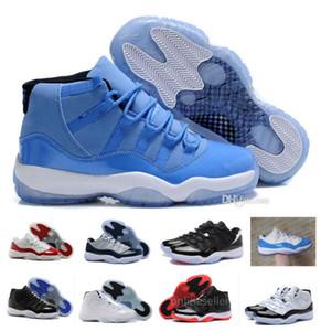 Neue populäre Space Jam Gamma Blau 11s 11 Basketball-Schuh-Bred Concord 45 Gym Rot Infrarot 23 Designer Günstige Männer Frauen Schuhe Großhändler
