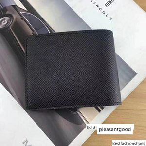 #6325 Design Men MULTIPLE Wallets For Short Wallet Purse Lady Ripple Pocket Ladies Purses with Box 60895 61208 63261 MUTIPE ady s
