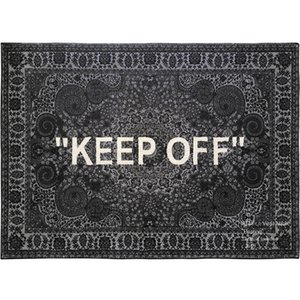 Actualizar Jacquard marca Tide lujo luz blanca flujo ofokf edición limitada IK conjunta de punto alfombra de la sala de alfombras Europea alfombrilla punto