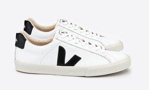 Veja VEJA ESPLAR кроссовки натуральная кожа ворсистая дерма Повседневная обувь мужские женские роскошные суперзвезда тренер 36-45 hococal