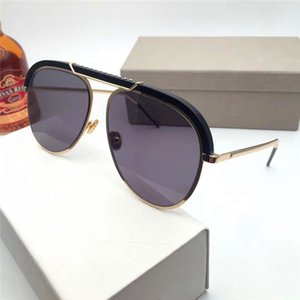 2020 new fashion sunglasses classic popular desert glasses pilot frame UV400 protective round glasses top quality and gift box atmosphere