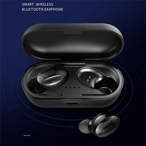 Upgread V5.0 TWS sportiva wirless earpods del mini intelligente di controllo touch auricolare 350mAh best seller