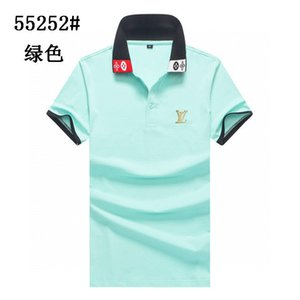 20ss early spring new T-shirt fine craft letter printing hand feeling soft color fresh and moist no pilling constant size M ~ XXXL #2034