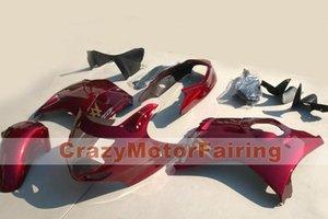 Новый ABS литья под давлением обтекатель, пригодный для Honda 1996-2007 CBR1100XX 96-07 CBR 1100XX Blackbird мотоцикл обтекатели набор пользовательских красный прохладный