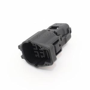 Black Auto Waterproof Power Cable Sumitomo 4 Way Connector 6188-0472