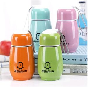 4 Color Tumblers Stainless Steel Wine Glass Cup Travel Vehicle Beer Mugs Vacuum Insulated Double Wall Cup LZ0171