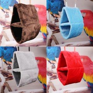 Дракон треугольник Птичье гнездо байковые Майна пройти зиму Птичье гнездо маленький питомец согреться хлопок Wo клетка попугай птица статьи