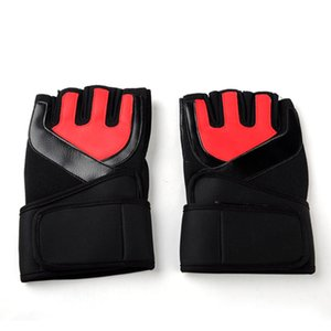 Men's Gym Gloves Bodybuilding Fitness Sports Dumbbell Barbell Weight Lifting Sport Gloves