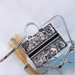 бренд Дизайнер Женщин сумка Больших письма плеча сумки высокого качество цветок пляжные сумки Lady вышивка сумка с мешком для пыли