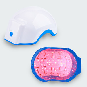 LED red light therapy laser hair growth device diode lasers cap for man and women hair loss treatment