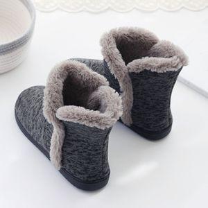 SAGACE Inverno Modelos quentes Início Chinelo homens sapatos New chegada suave Início botas grossas de algodão Sapatos Tamanho Grande Non-Slip Slipper 1031