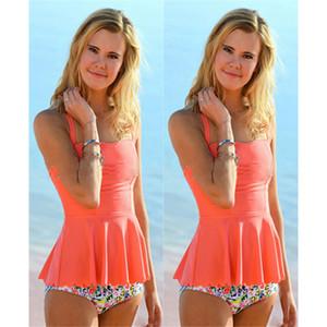 Sommer-Frauen-Bikini-Set Push-up-BH Padded Tankini Badeanzug Badebekleidungs-Strand-Badeanzug Biquni Bademode Schwimmanzug für Frauen