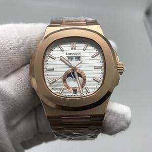 2019 Luxus-P-p-mechanische Uhr für Männer Top-Qualität 5726 Sport Stahl Saphir Armbanduhr Mens Fashion Nautilus Uhren