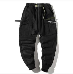 Fashion mens Hip Hop Joggers man Casual Pants men Slim Fit Skinny Bottoms Streetwear Pants Fashion