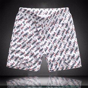 Estate del progettista di marca Mens Shorts Beach di lusso costume da bagno Pantaloni corti Swimshorts FF Lettera Vita elastica Shorts pantaloncini da bagno # 0123