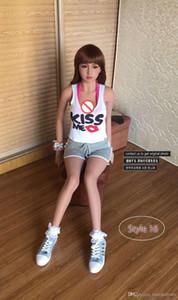 158см Большого Груди Японского Женский Полного размера секс силикон кукла Вагин Pussy Real Орального Love Doll С Skeleton Пол продукт