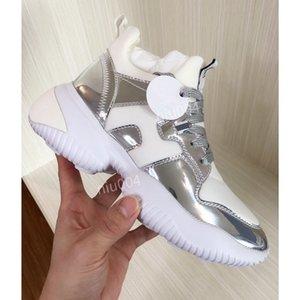 Louis Vuitton LV shoes zapatilla de deporte para mujer para hombre de los zapatos ocasionales de la manera superior tapetes antiderrapantes en las botas yx200428