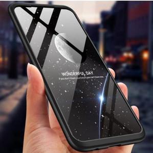 Pour Huawei Mate 20 Lite Etui de protection intégrale dure pour PC à protection intégrale et 360 degrés