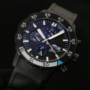 orologi di marca di orologi di lusso mens cinghia automatica 2350 orologi di marca cuoio di modo di 42 millimetri qualità meccanica impermeabile orologio all'ingrosso