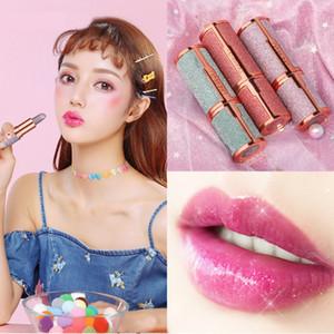 Glänzend Sternenhimmel Verfärbungs Lippenstift Moisturizing Lipbalm Langlebig Peel Lippenpflege Temperatur die Farbe wechseln verbessern