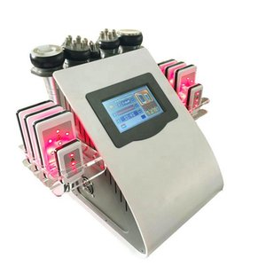 2020 Portable 40K Cavitation Ultrasonic Cellulite Removal RF Skin Lifting Radio Frequency Multipolar Vacuum Body Slimming Machine