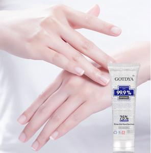 GOTDYA Hand Sanitizer 80ml 300ml 500ml Antibakteriell Desinfektionsgel Hand Sanitizer mit CE und MSDS IOS Zertifikat freies Verschiffen über ups