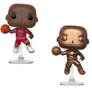 Funko POP Майкл аниме фигурка рука офис кукла модель украшение игрушка Michael # 54 Баскетбол Люди трапеция
