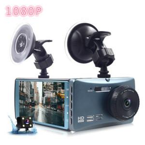 Auto-DVR 3.6 Zoll Videogerät 1080P Full HD-Träger-Blackbox DVR Benutzerhandbuch Auto dashcam / Dash-Kamera mit Autorückfahrkamera