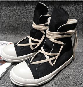 Heiße Verkauf-ginal TPU Fragrant Sohle Erdeton Vegan hoch oben echten Canvas-Sneaker Trainer Stiefel