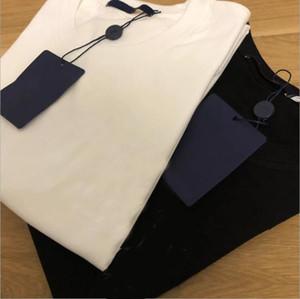 Kadınlar Man Moda tişört soğutun 2020 Yeni Erkek T Shirt Erkek Âşıklar Çift Ey Yaka Kısa Kollu Tops Giyim XS-XXXL Tee Shirts