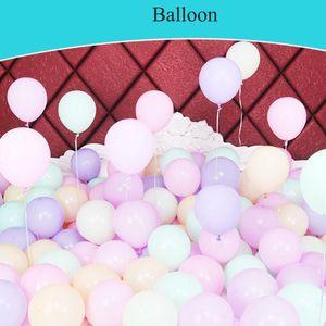 Inflável Pérola Balão De Látex crianças brinquedos coloridos engrossar Air Ball Partido Suprimentos decorações de Aniversário 100 pçslote