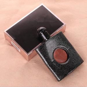 Hommes Parfum 90ml parfum parfum homme noir avec parfum 3.0OZ longtemps durable Une bonne santé beauté encens avec la boîte