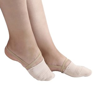 ports & Entertainment Soft Half Socks Rhythmic Gymnastics Shoes Ballroom Art Gym Accessories Ginastica Elastic Dance Shoes Gymnastics...