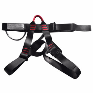 Professional Bust Seat Belt Outdoor Rock Climbing Mountaineering Belt Harness Rappelling Equipment Rescue Safety Belt