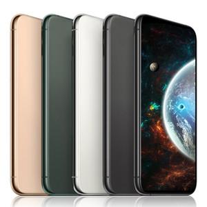2019 HOT Smartphone 11 max 1G RAM 4GB 6.5inch ROM Quad Core 8MP câmera 3G WCDMA SmartPhones