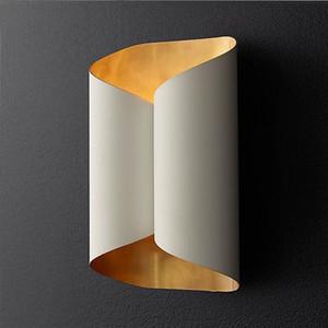 Americano luxuoso Lâmpada de parede escandinavo criativas Sala lâmpada de parede Art cabeceira luzes Quarto Estudo Sofá Designer